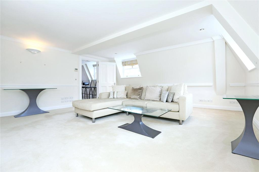 2 Bedrooms Flat for sale in Curzon Square, London