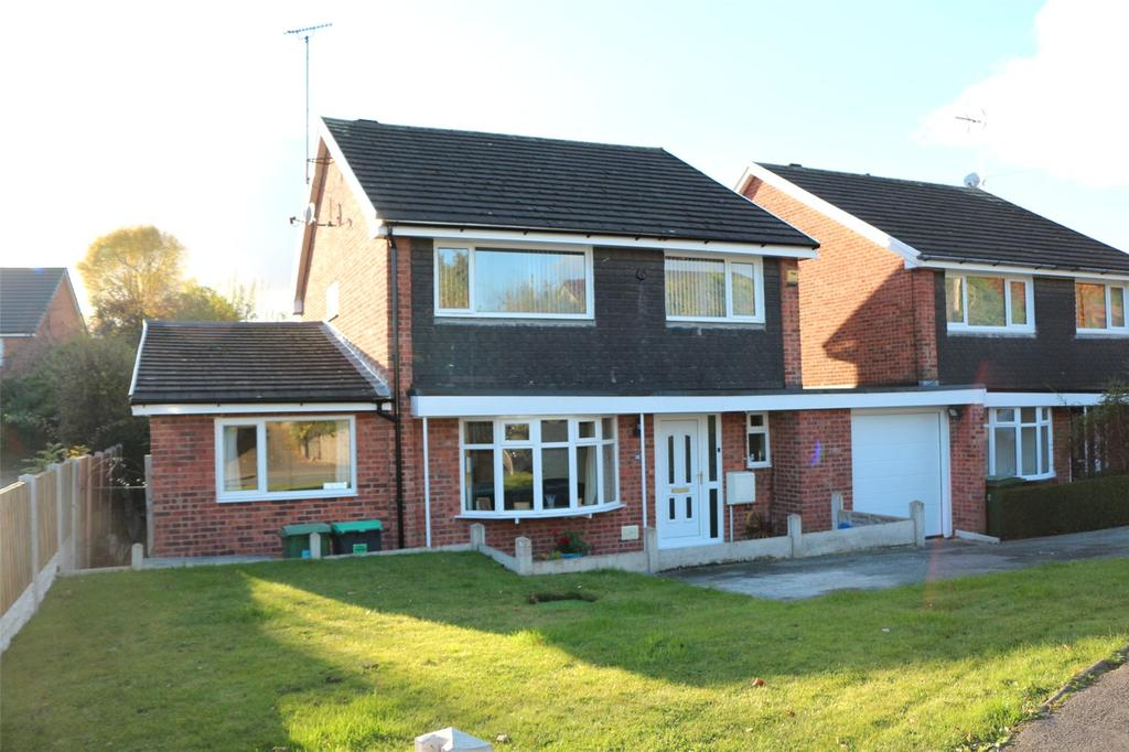 6 Bedrooms Detached House for sale in Old Mold Road, Gwersyllt, Wrexham, LL11