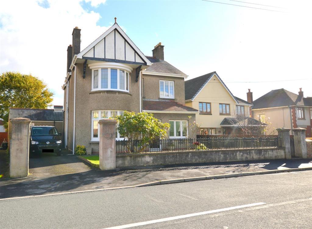 4 Bedrooms Detached House for sale in Elkington Road, Burry Port