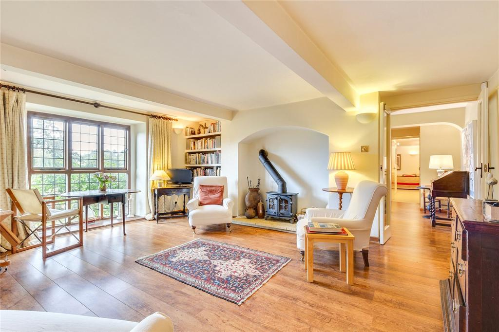 2 Bedrooms Apartment Flat for sale in Stedham Hall, Stedham, Midhurst, West Sussex, GU29