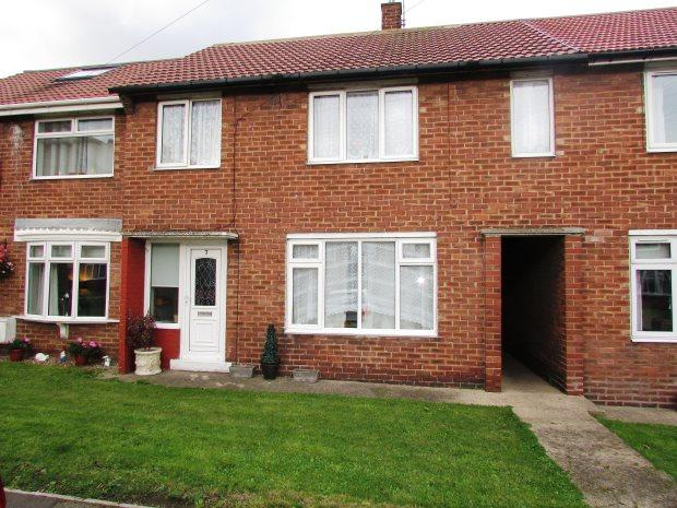 3 Bedrooms Terraced House for sale in SHAW STREET, SEAHAM, SEAHAM DISTRICT