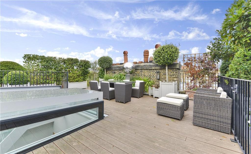 2 Bedrooms Penthouse Flat for sale in Oakley Street, Chelsea, London, SW3