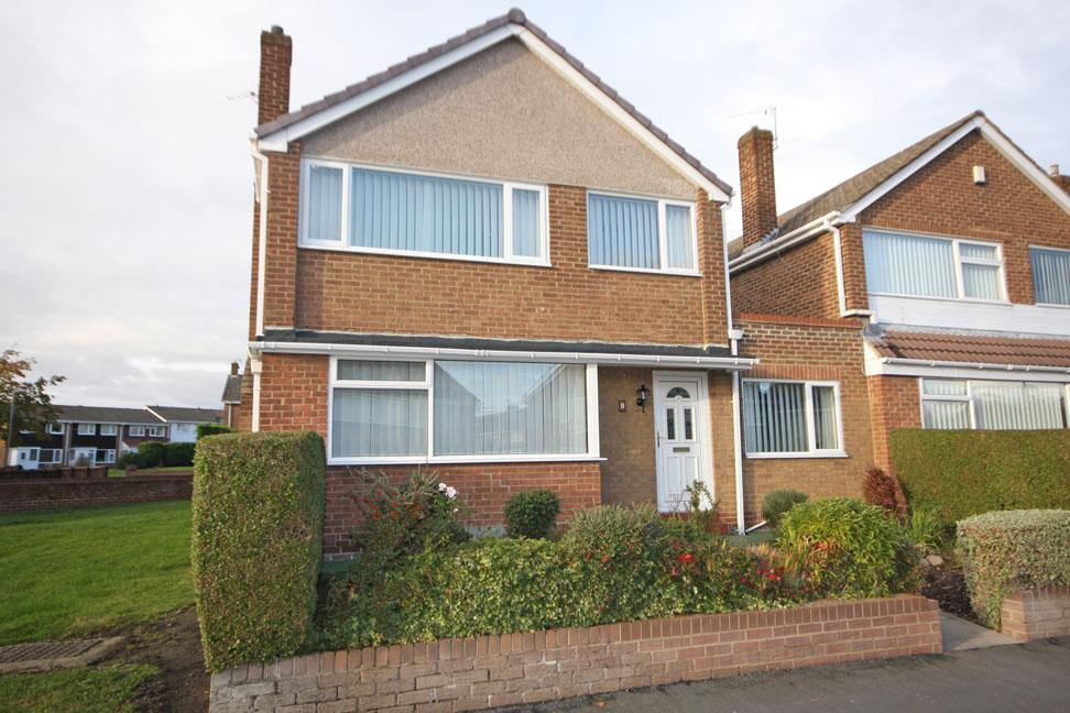 3 Bedrooms Detached House for sale in Westray, Garden Farm, Chester-le-Street DH2 3HF