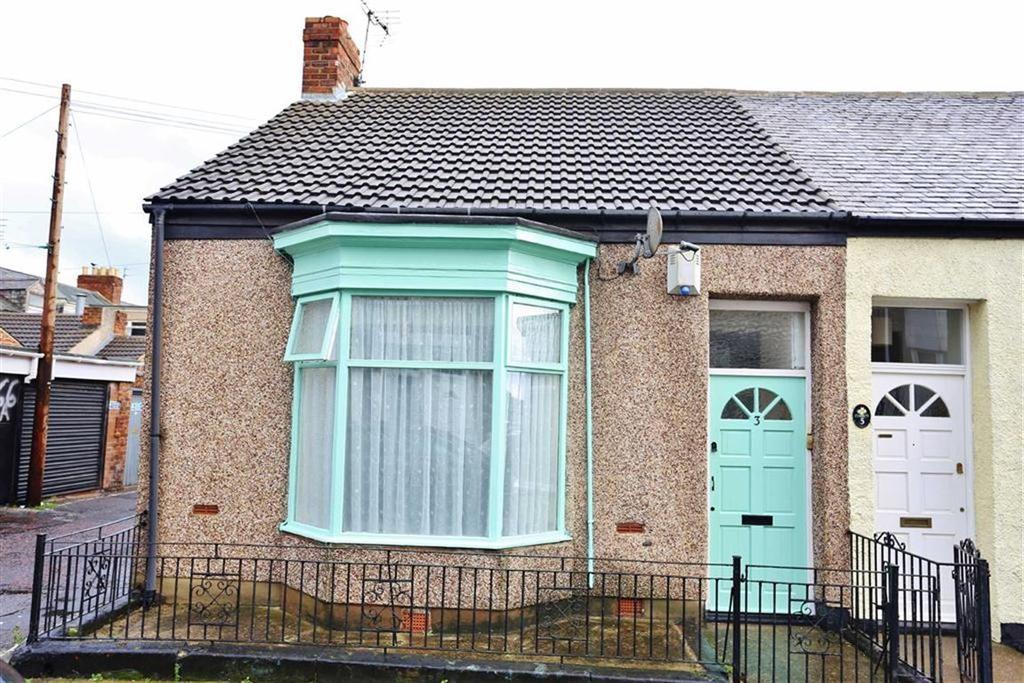 2 Bedrooms Cottage House for sale in Hastings Street, Hendon, Sunderland, SR2