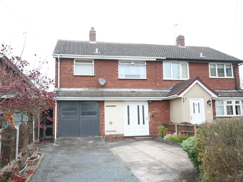 3 Bedrooms Semi Detached House for sale in 103 Stafford Street, Heath Hayes, WS12 2EN