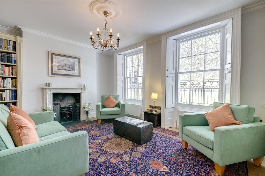 3 Bedrooms Terraced House for sale in Vincent Square, London, SW1P