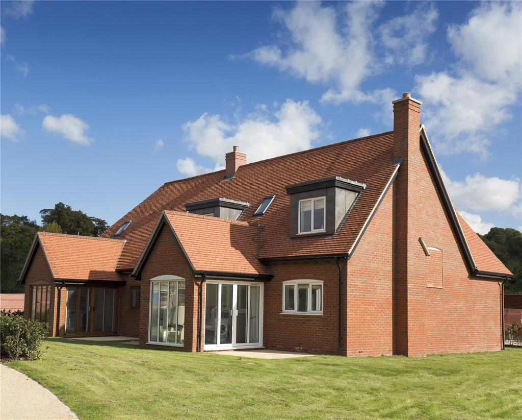 3 Bedrooms Retirement Property for sale in The Canterbury, Maudslay Park, Park Lane, Great Alne, Nr Alcester, Warwickshire, B49
