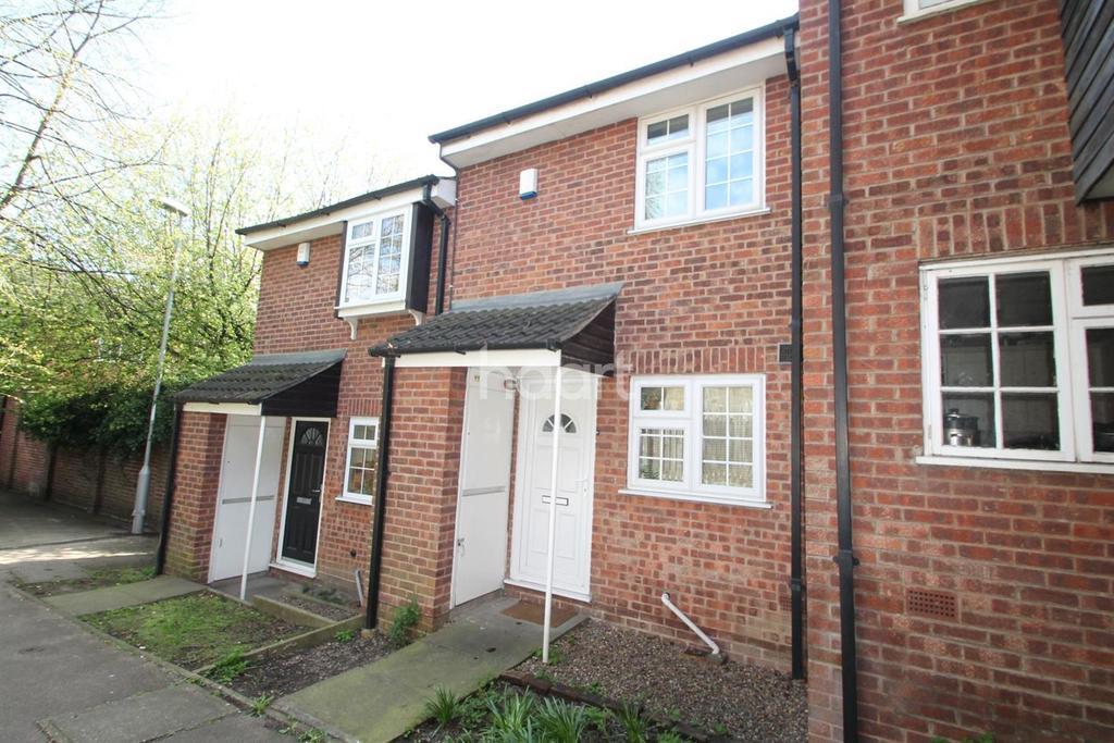 2 Bedrooms Terraced House for sale in Matlock Court, Nottingham