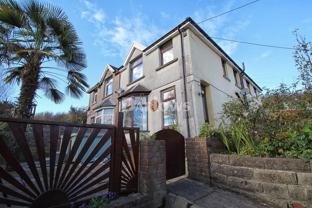 4 Bedrooms Semi Detached House for sale in Penallta Road, Ystrad Mynach, Hengoed