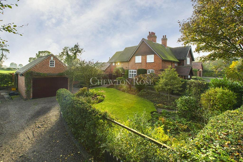 3 Bedrooms Cottage House for sale in Strelley Village, Nottingham, Nottinghamshire