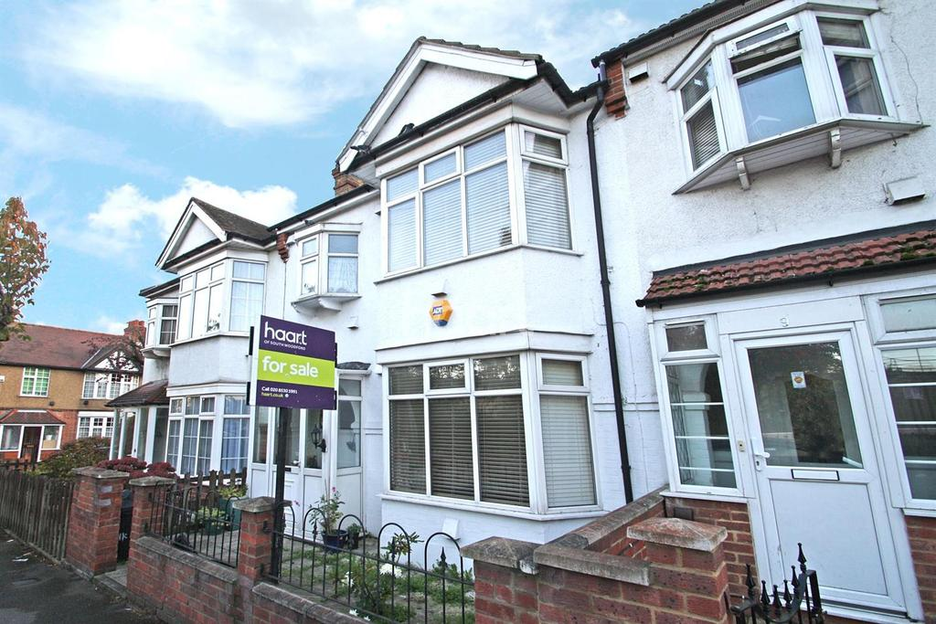 4 Bedrooms Terraced House for sale in Maybank Avenue