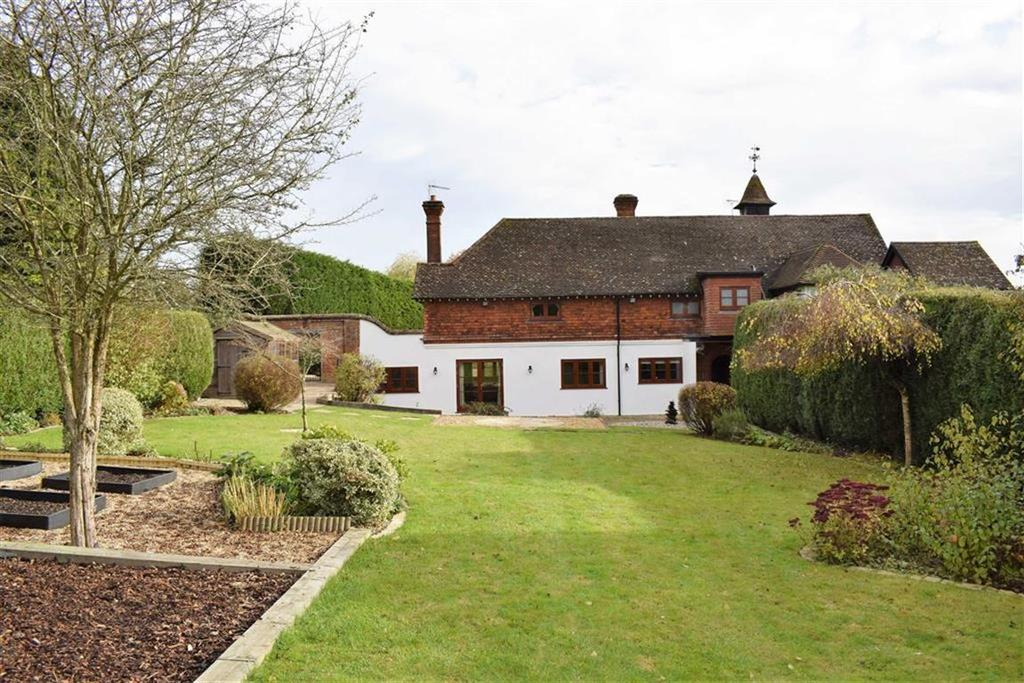 4 Bedrooms Semi Detached House for sale in Old Lane, Dockenfield, Farnham