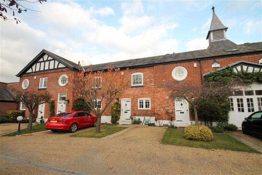 2 Bedrooms Barn Conversion Character Property for sale in The Barns, Bostock Hall