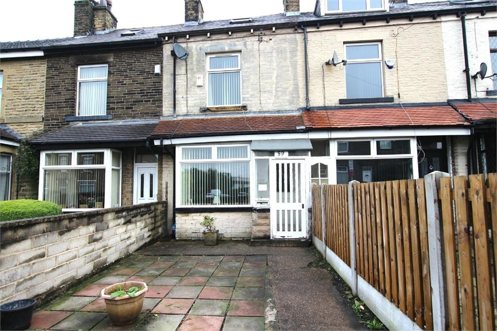 3 Bedrooms Terraced House for sale in Broad Lane, BRADFORD, West Yorkshire