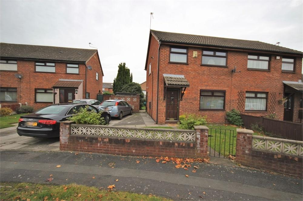 3 Bedrooms Semi Detached House for sale in Simonside, WIDNES, Cheshire