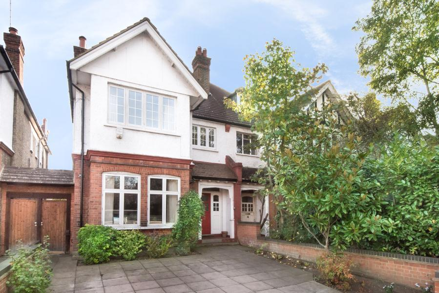 5 Bedrooms Semi Detached House for sale in Sheen Road, Richmond