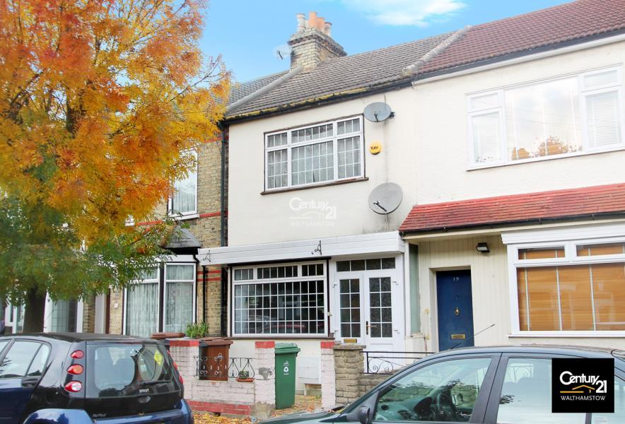 3 Bedrooms House for sale in Cumberland Road, Walthamstow London E17