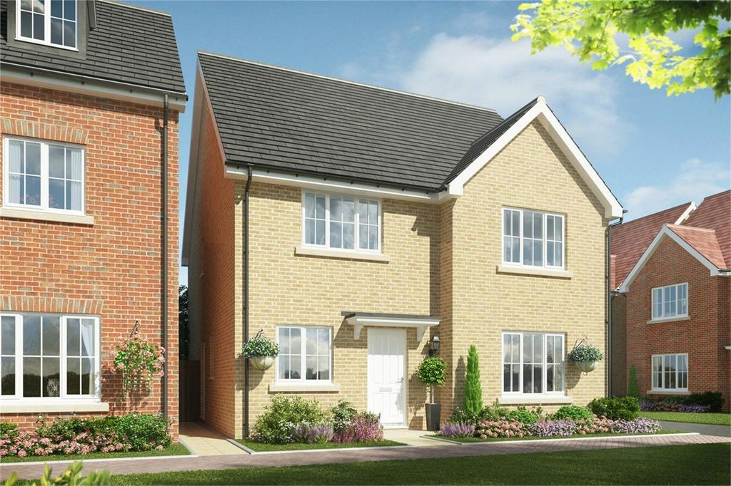 4 Bedrooms Detached House for sale in The Ferns, Green Lane, Wixams, Bedfordshire