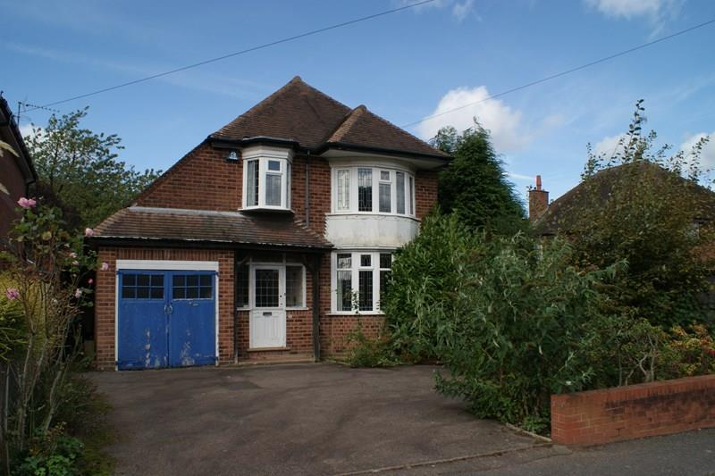 3 Bedrooms Detached House for sale in Manor Abbey Road, Halesowen