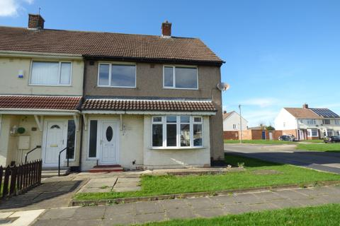 3 bedroom semi-detached house to rent - Renvyle Avenue, Stockton-On-Tees, TS19