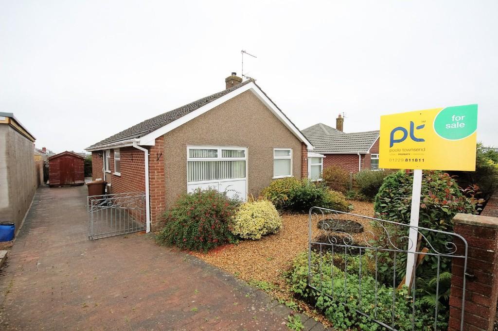 3 Bedrooms Detached Bungalow for sale in 10 Threlkeld Gardens, Barrow-In-Furness