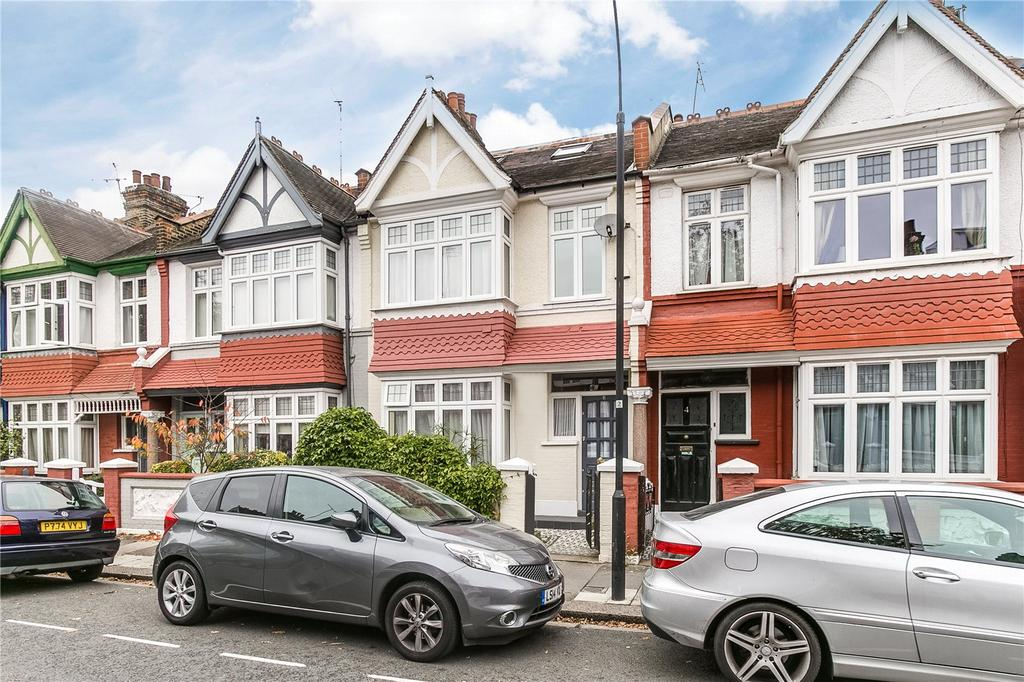 4 Bedrooms Terraced House for sale in Silverton Road, Hammersmith, London