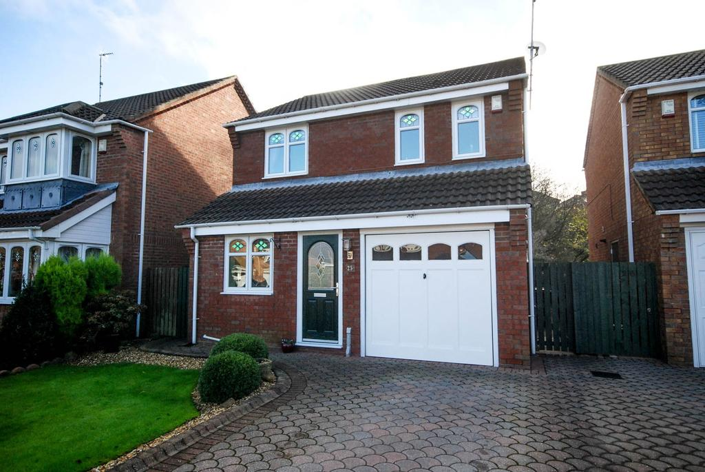 3 Bedrooms Detached House for sale in Mill Dene View, Jarrow