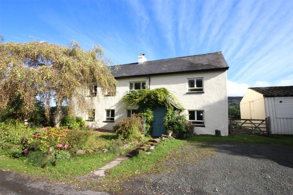 6 Bedrooms Detached House for sale in Llangasty, Brecon, Powys