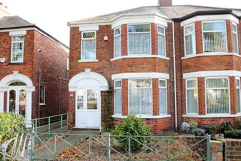 3 bedroom house to rent - Hall Road, HU6
