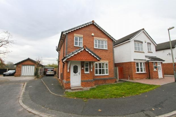 3 Bedrooms Detached House for sale in Ansford Avenue Abram Wigan