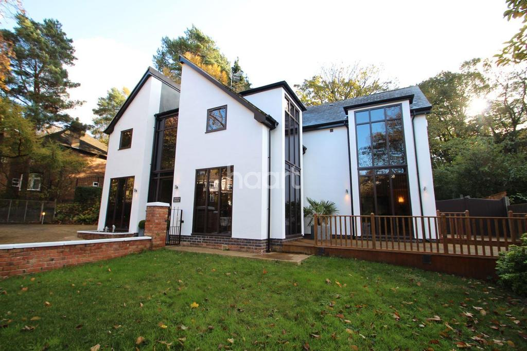 4 Bedrooms Detached House for sale in Loueva House, Mapperley Hall Drive