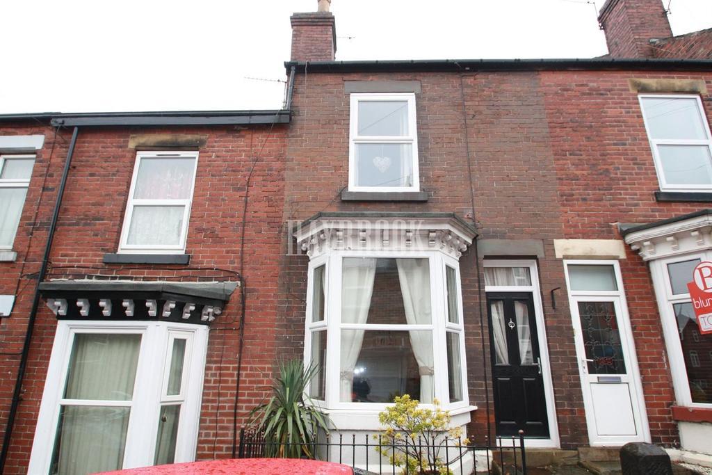 3 Bedrooms Terraced House for sale in Meersbrook Avenue