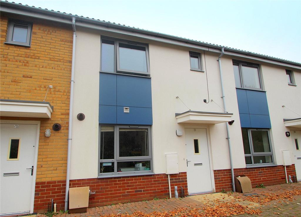 2 Bedrooms Terraced House for sale in The Groves, Hartcliffe, Bristol, BS13