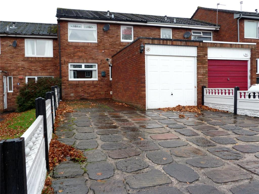 3 Bedrooms Terraced House for sale in Gresty Terrace, Crewe, Cheshire, CW1