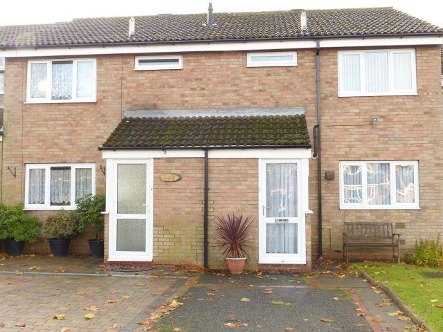 3 Bedrooms Terraced House for sale in Kingshayes Road,Aldridge,Walsall