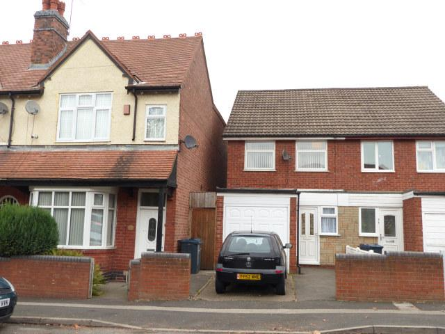 3 Bedrooms Semi Detached House for sale in Church Hill Road,Handsworth,Birmingham