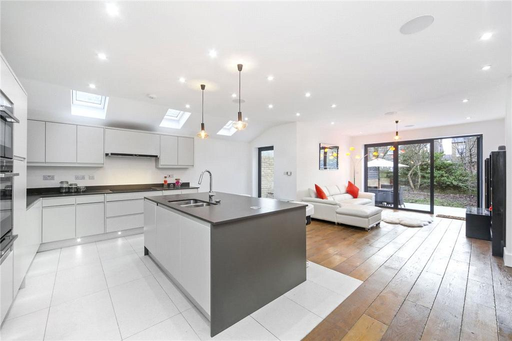 5 Bedrooms Terraced House for sale in Furness Road, Kensal Rise, London, NW10