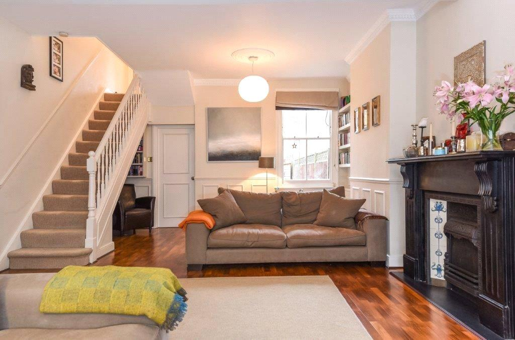 4 Bedrooms Terraced House for sale in Charteris Road, Queen's Park, London, NW6
