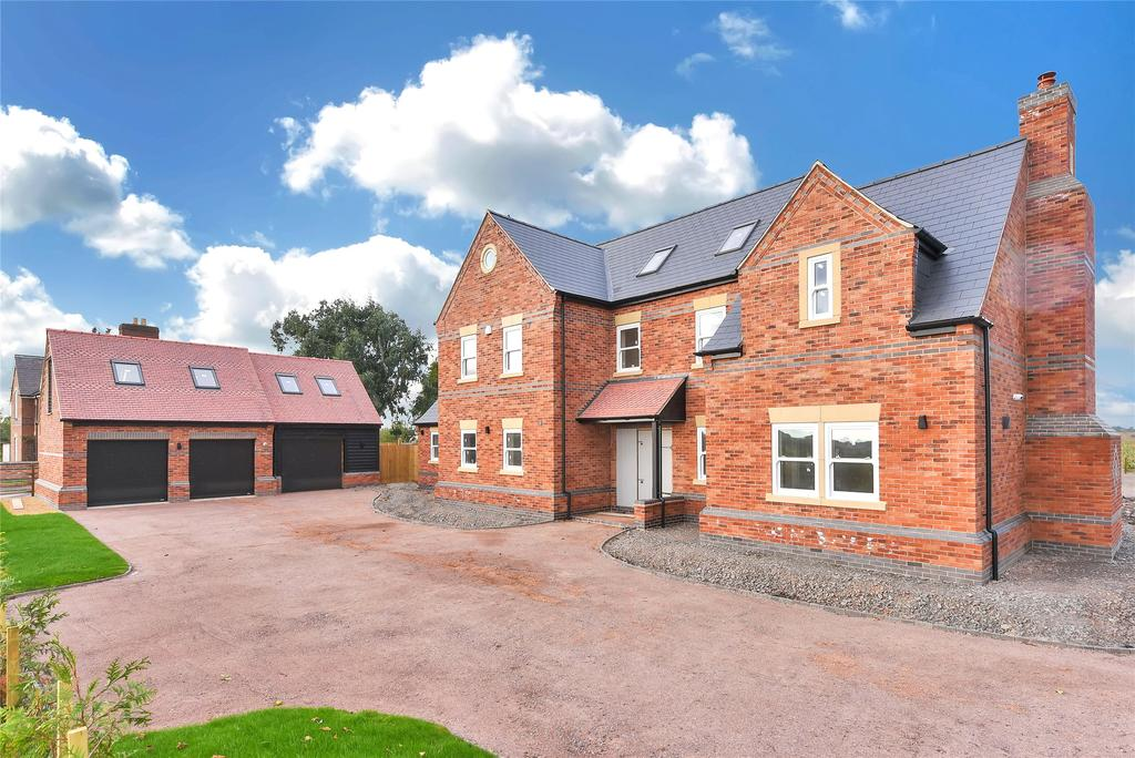 5 Bedrooms Detached House for sale in Desford Road, Enderby, Leicester
