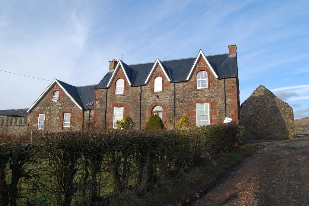 4 Bedrooms Farm House Character Property for sale in Cairniedrouth Farm, Cardross, Argyll Bute, G82 5EY