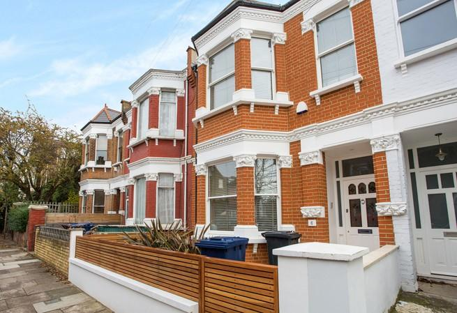 5 Bedrooms Terraced House for sale in Baldwyn Gardens, Acton