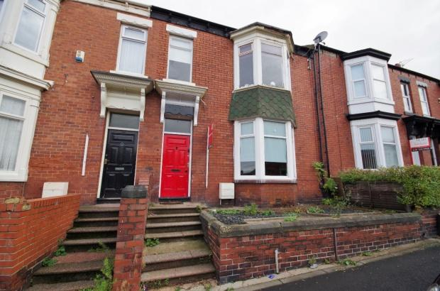 4 Bedrooms Terraced House for sale in Otto Terrace, Ashbrooke, SR2