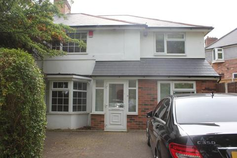 6 bedroom semi-detached house to rent - Poole Crescent, Birmingham, B17 0PE