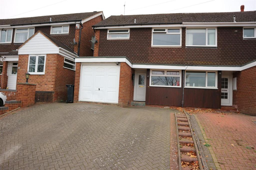 3 Bedrooms Semi Detached House for sale in Balmoral Road, Wordsley, Stourbridge