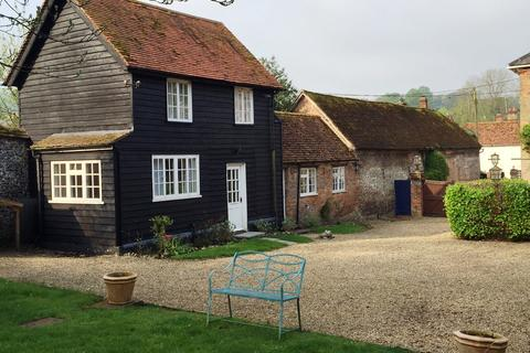 1 bedroom cottage to rent - THE SQUARE, HURSTBOURNE TARRANT, ANDOVER SP11