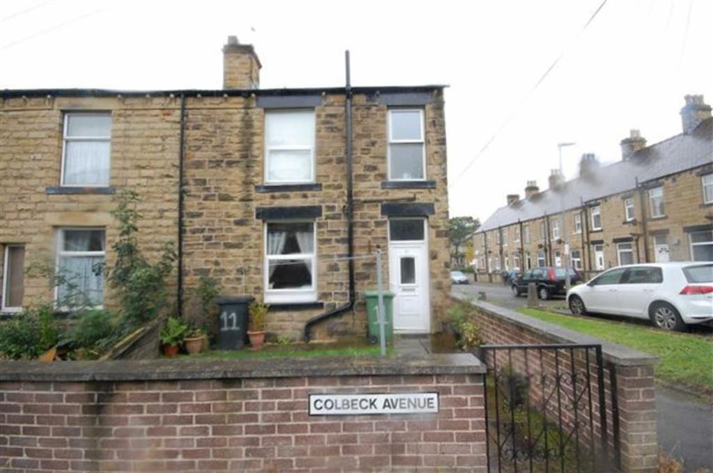 1 Bedroom End Of Terrace House for sale in Colbeck Avenue, Healey, Batley, WF17