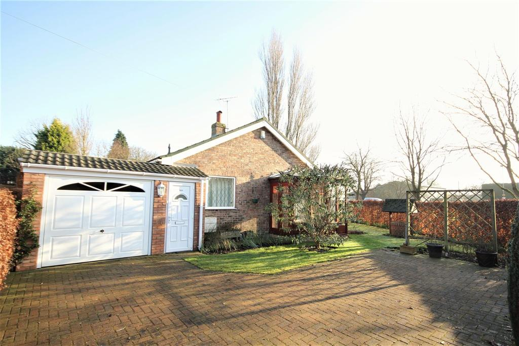 3 Bedrooms Detached Bungalow for sale in Beckside, Wilberfoss, York, YO41