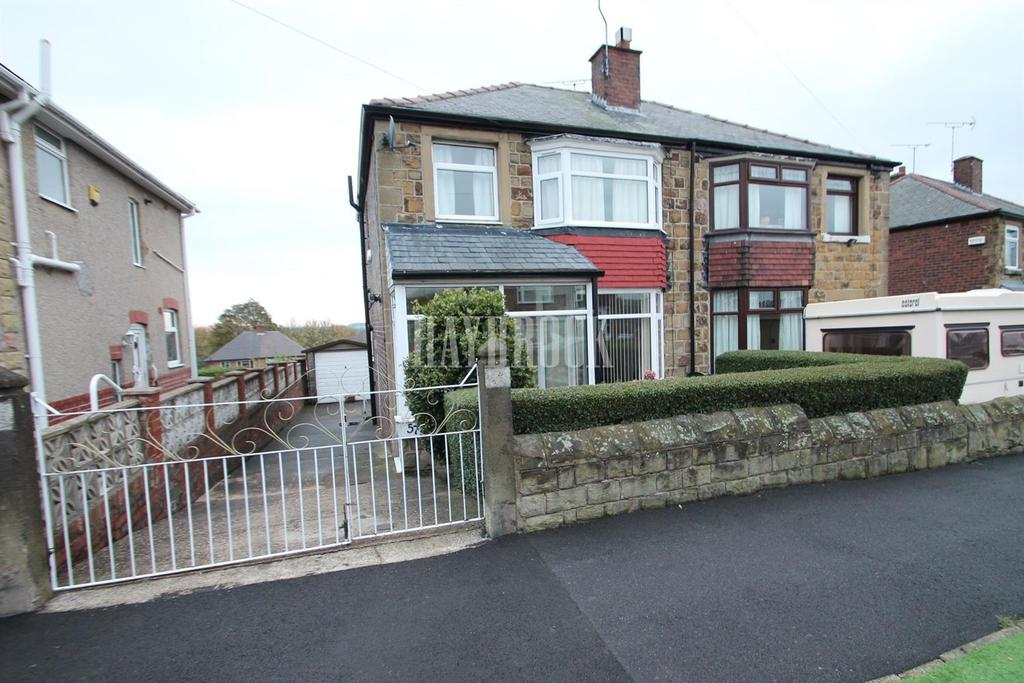 3 Bedrooms Semi Detached House for sale in Old Retford Road, Handsworth