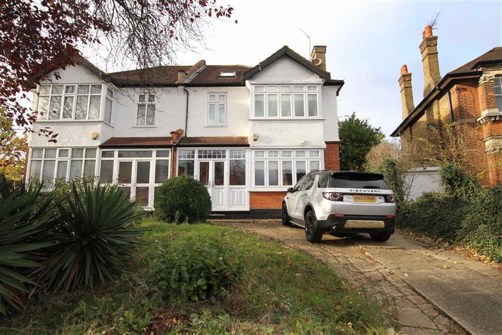 5 Bedrooms Semi Detached House for sale in Park Road, New Barnet, Herts, EN4
