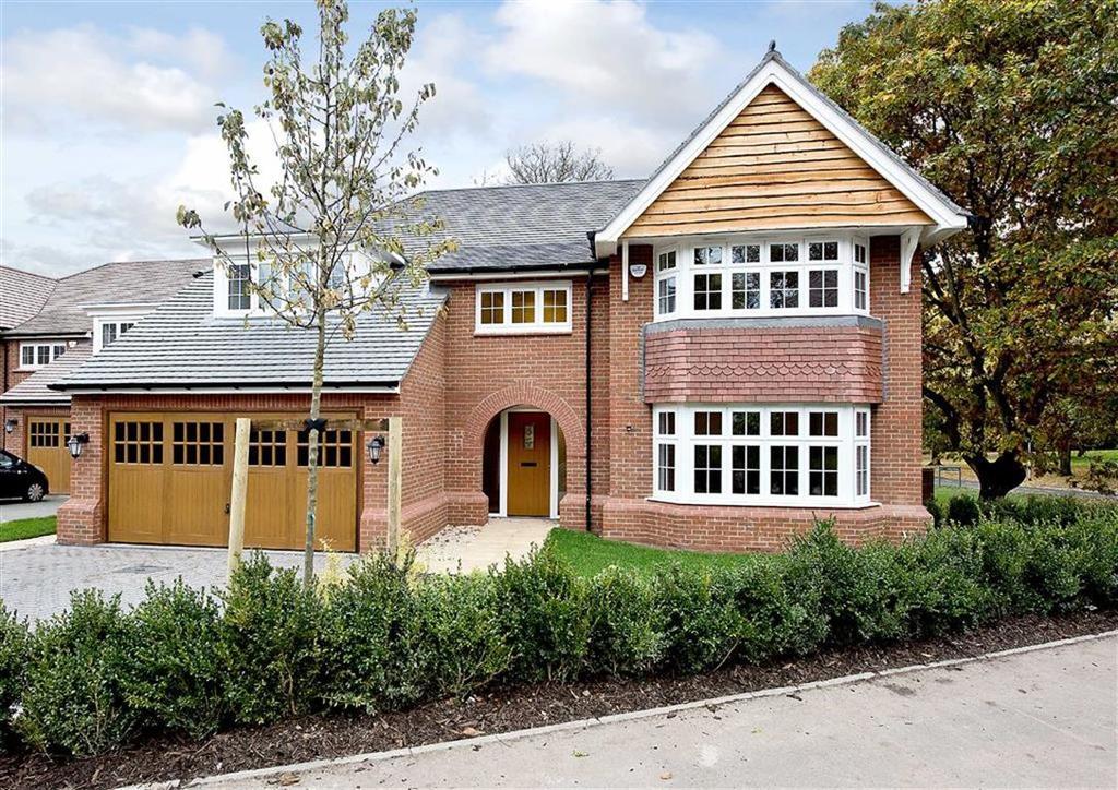 5 Bedrooms Detached House for sale in The Buckingham, Plot 2, Compton Park, Compton Road West, Wolverhampton, West Midlands, WV3